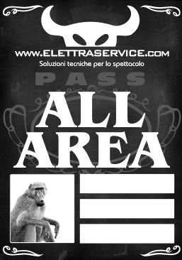 Elettraservice Pass All Area.